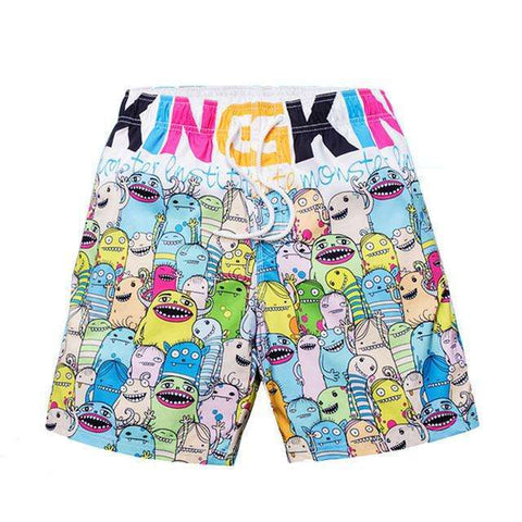 King Rave/Board Shorts