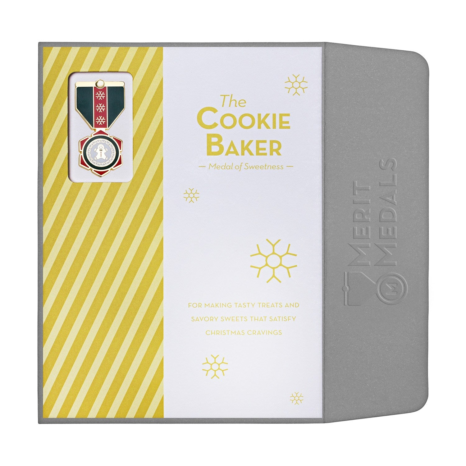 COOKIE BAKER Medal