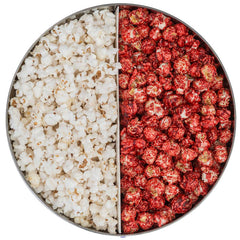 Order a Two Flavor Tin of Gourmet Popcorn Online (Available in 30+ Flavors)
