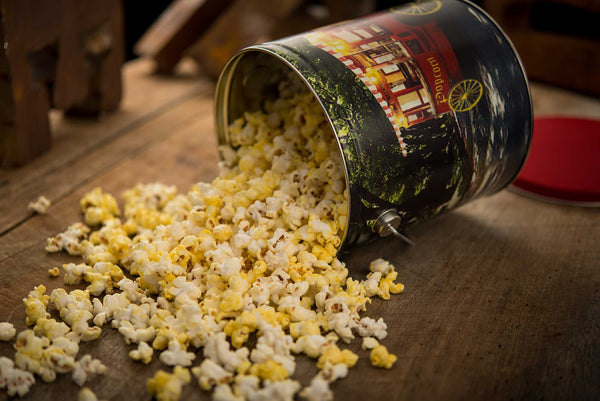 Order Bags & Tins of Gourmet Popcorn Online (Available in 30+ Flavors)