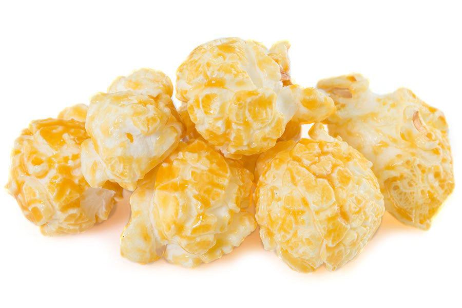 Buy fresh, white chocolate flavored popcorn online (available in tins or bags), and have your gourmet popcorn order shipped anywhere in the Continental US.