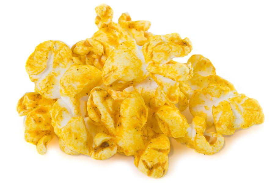Buy fresh, spicy nacho cheese flavored popcorn online (available in tins or bags), and have your gourmet popcorn order shipped anywhere in the Continental US.