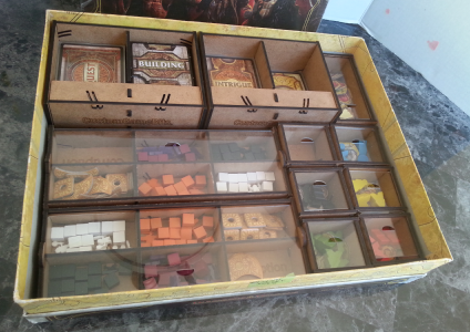 Lords of Waterdeep Compatible Bit Minder