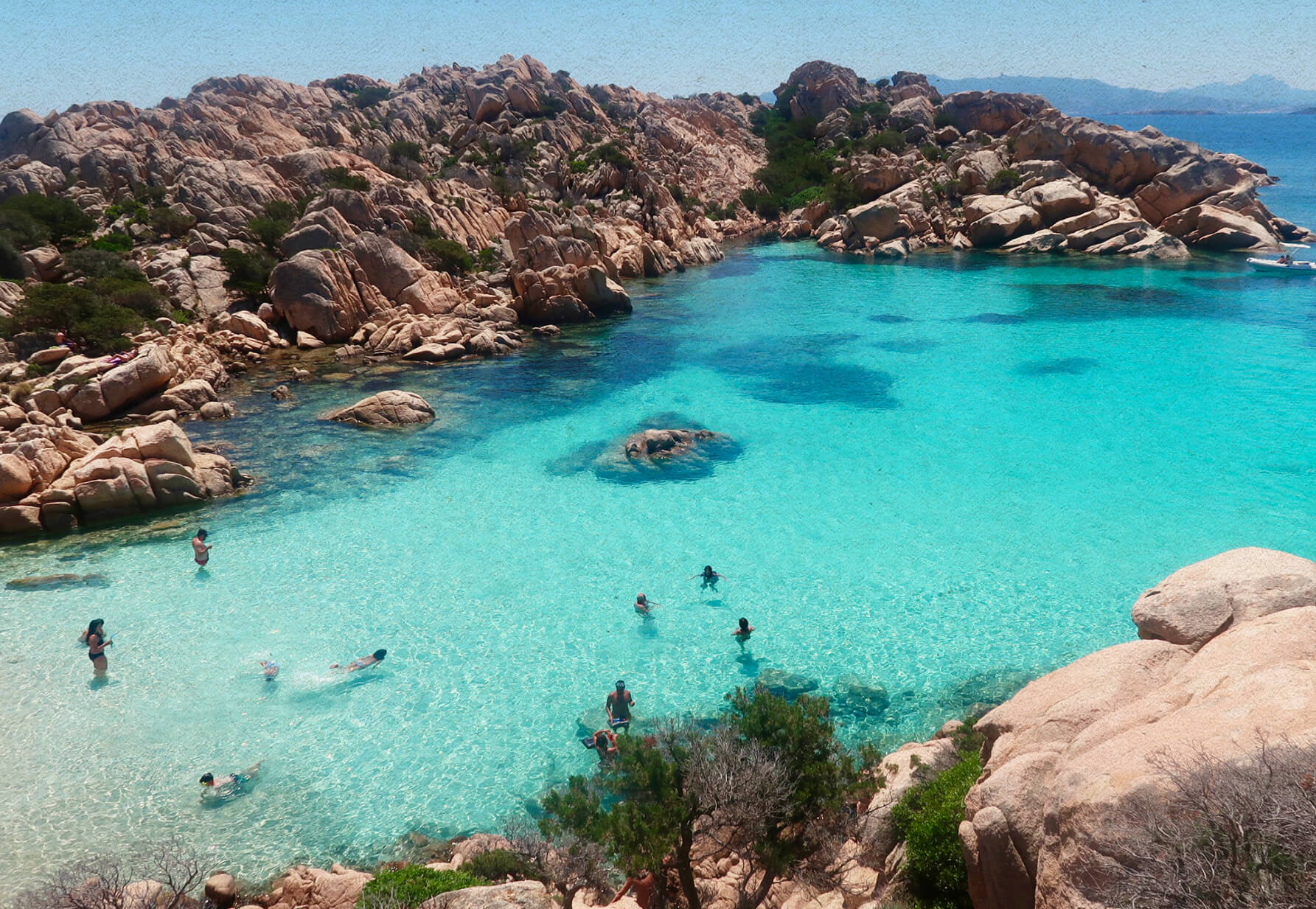 Escape to Sardinia