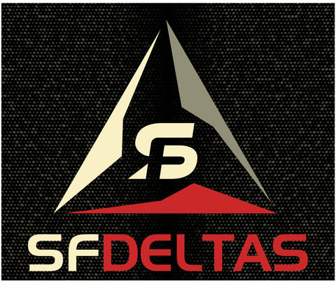 San Francisco Deltas Team Blanked - Black