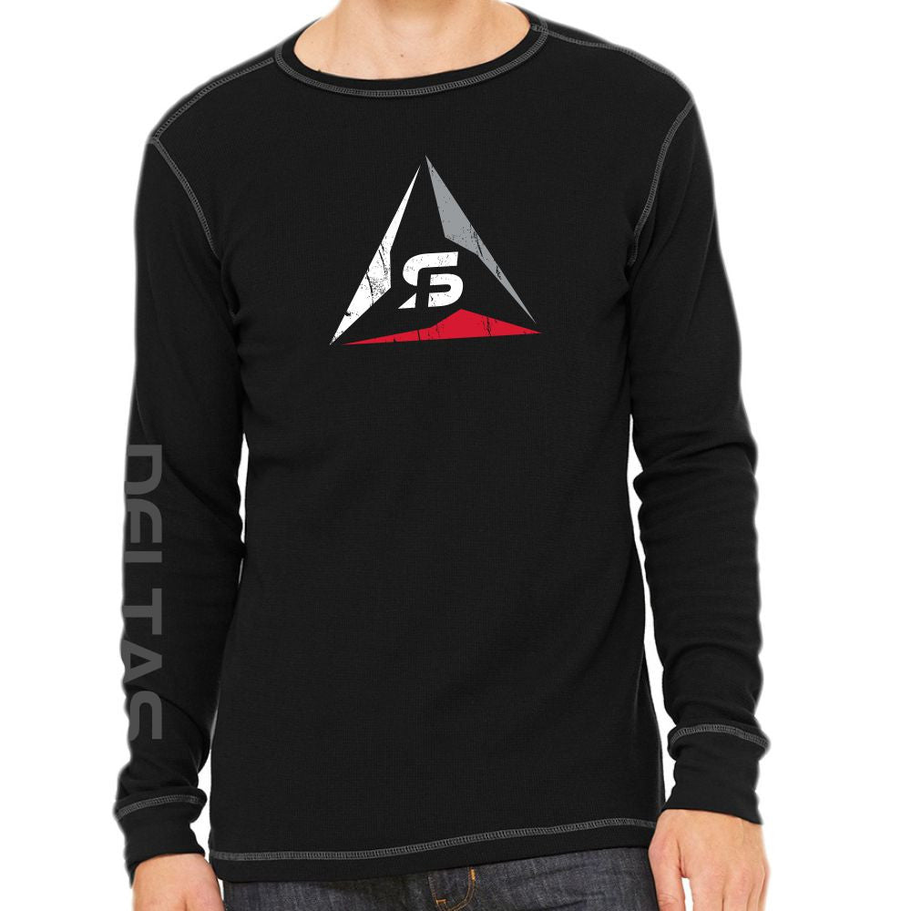SF Deltas Men's Thermal Long Sleeve Tee