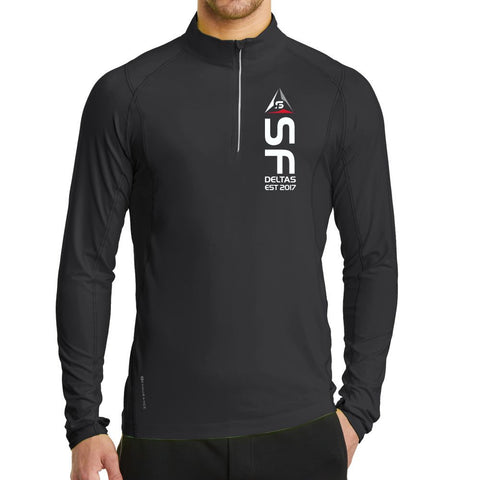 SF Deltas Men's OGIO Endurance Nexus 1/4 Zip Pullover