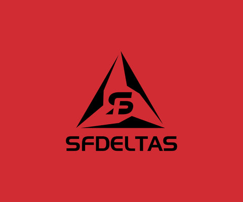 San Francisco Deltas Team Blanked - Red