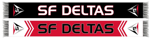 SF Deltas Double Sided Scarf