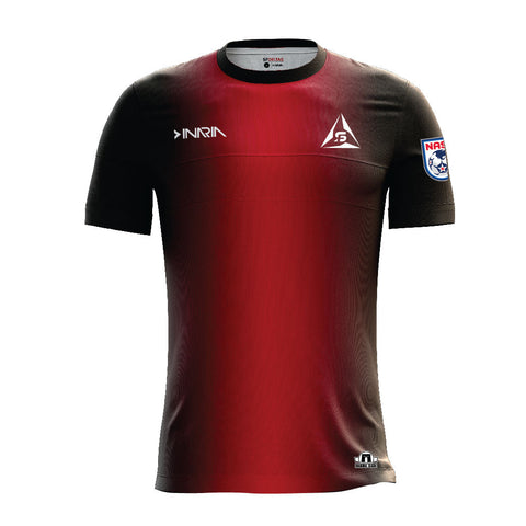 SF Deltas 2017 Authentic Inaugural Season INARIA Adult Home Jersey - Short Sleeve