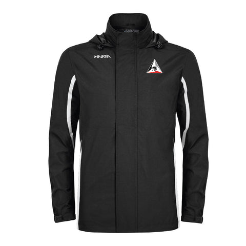 SF Deltas INARIA Team Rain Jacket - Black/White