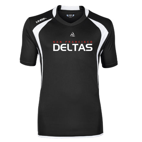 SF Deltas INARIA Youth Porto Jersey - Black