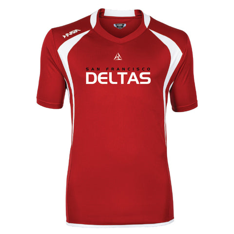 SF Deltas INARIA Youth Porto Jersey - Red