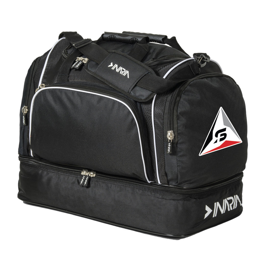 SF Deltas INARIA Stadio Travel Bag - Black