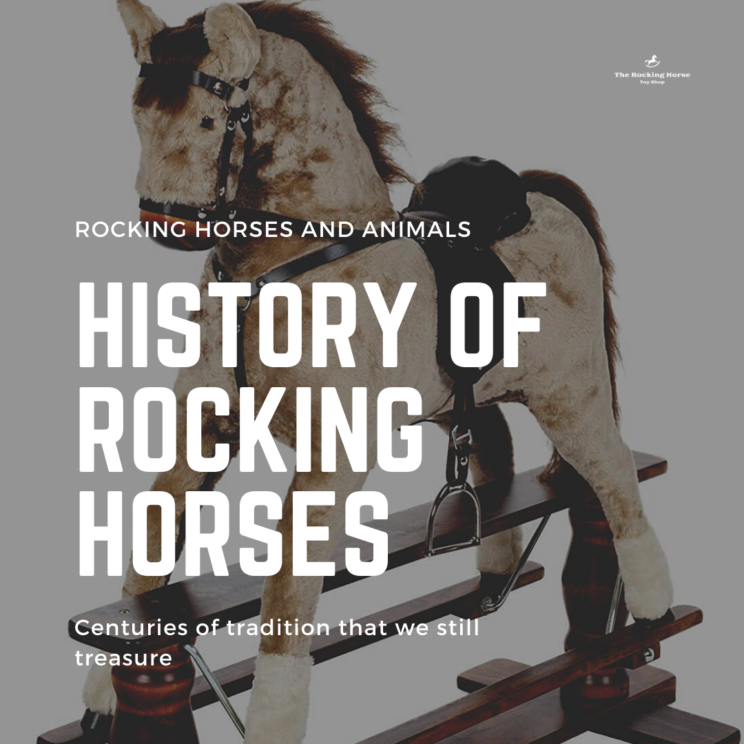 A brief tale of the history of the rocking horses