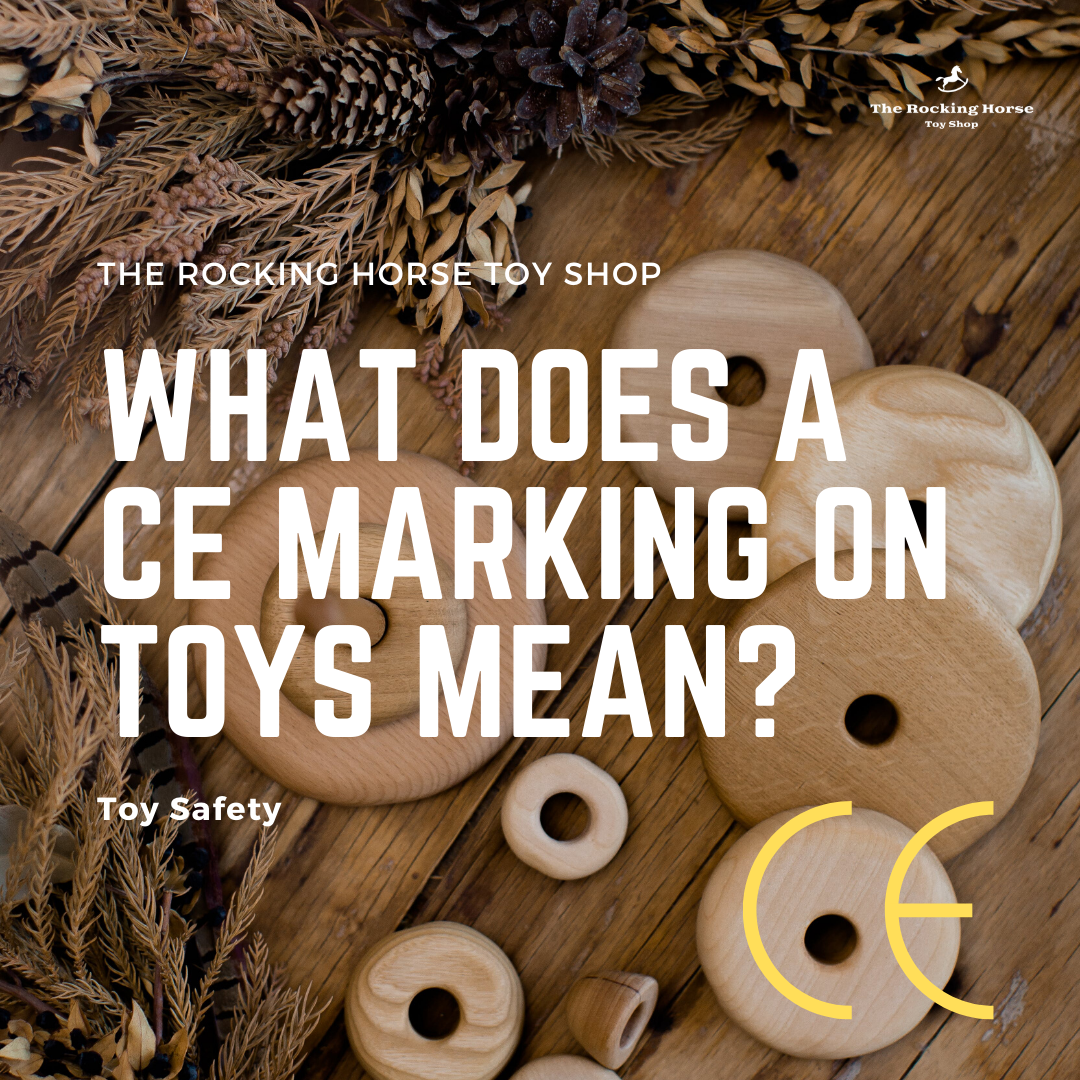What does a CE marking on Toys mean?