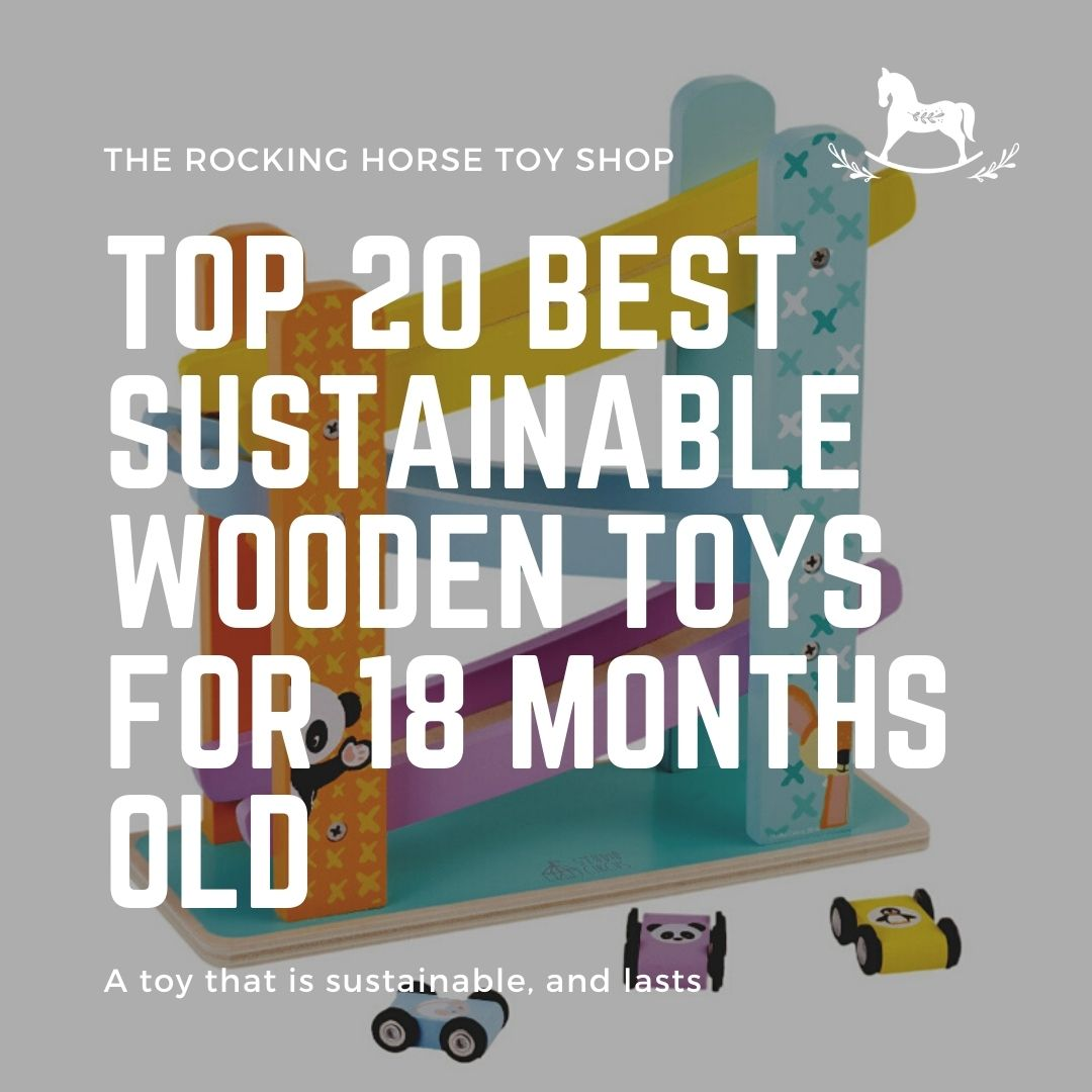 Top 20 Best Sustainable Wooden Toys for 18 months old