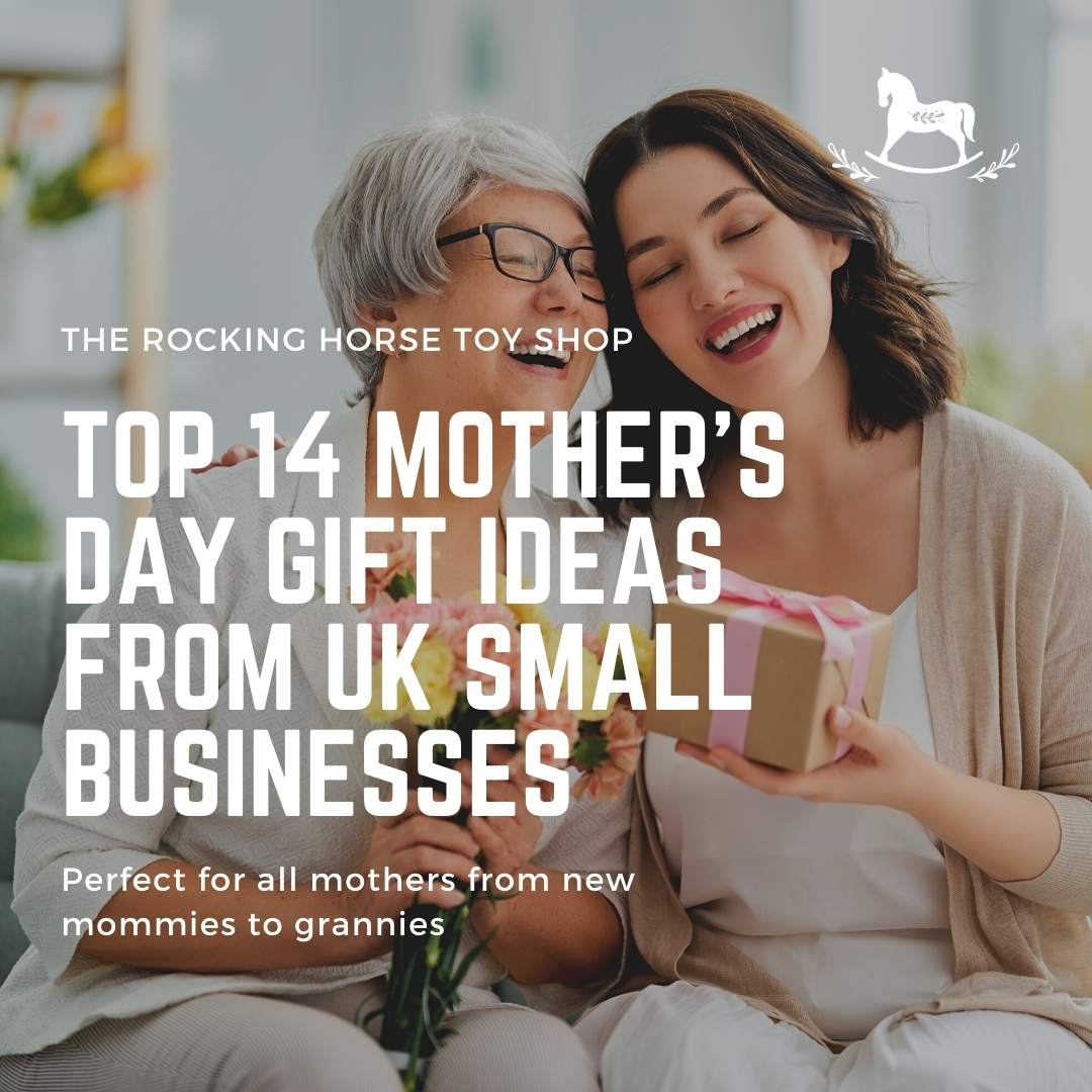 Best Mother's Day Gifts Ideas from 14 Amazing Small UK Businesses