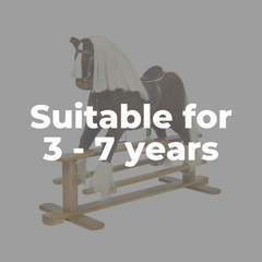 Rocking Horses for 3 years to 7 years old Toddlers and Children