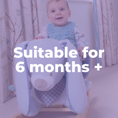 Rocking Horses and Animals for 6 months old babies