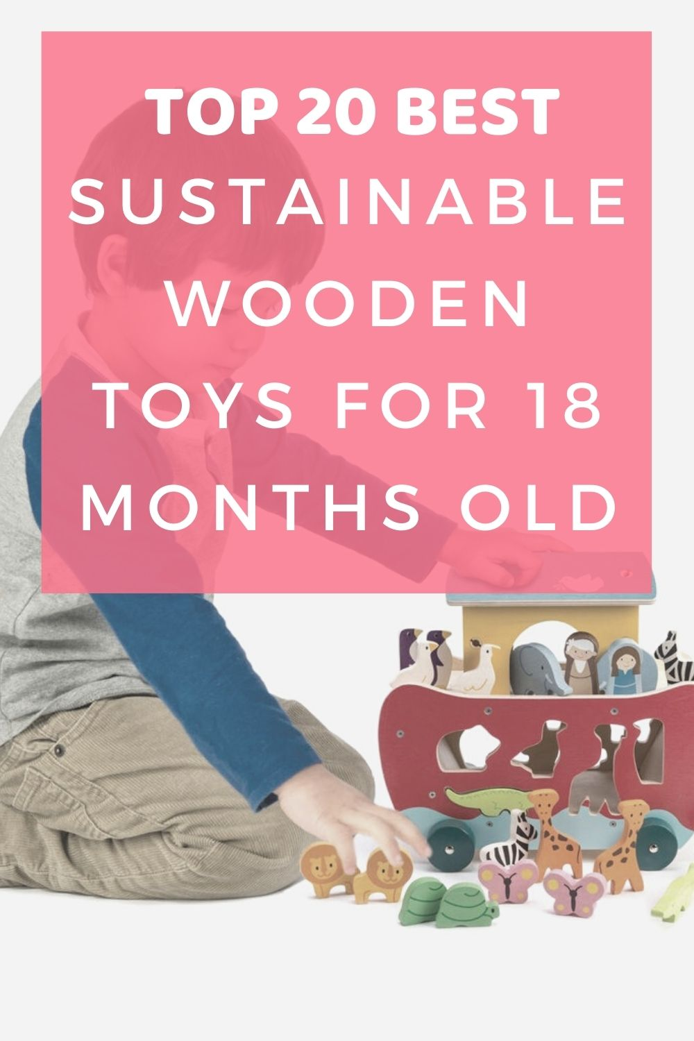 Wooden Toys for 18 months old
