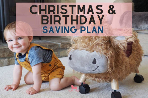 Christmas & Birthday Saving Plan