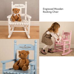 Personalised Rocking Chairs