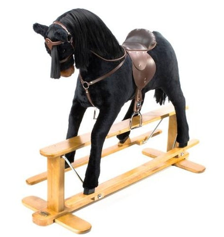 Glider Type Base Rocking Horse