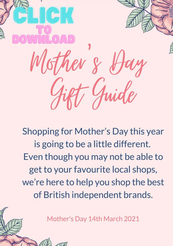 Best Mother's Gifts IDeas UK Businesses