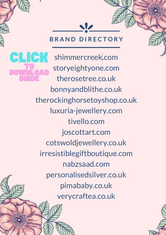 Best Mother's Day Gifts 2021 UK Small Businesses