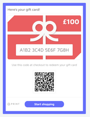 The Rocking Horse TOy Shop Gift Card