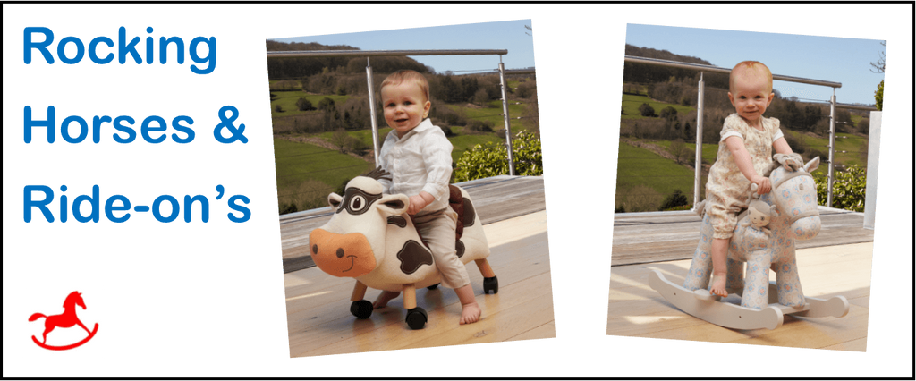 Rocking Horses and Ride-on Toys