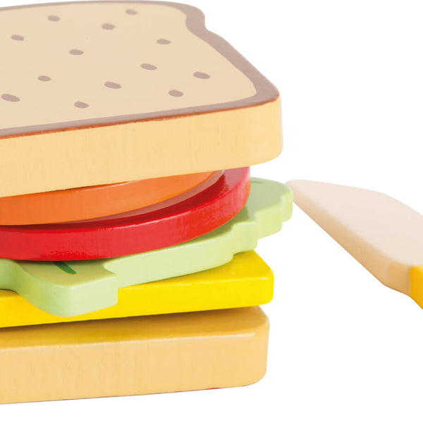 Snacktime Stacking Sandwich