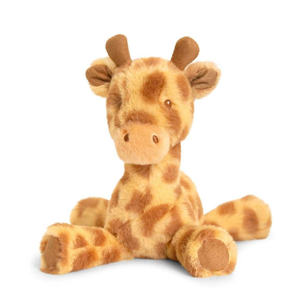 Huggy Giraffe Soft Cuddly Toy 17m Recycled Plastic