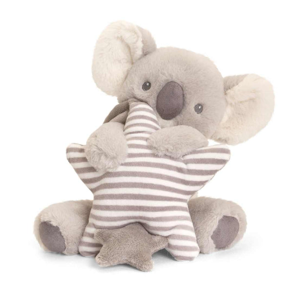Cozy Koala Pull Musical Lullaby Soft Cuddly Toy 18cm Recycled Plastic