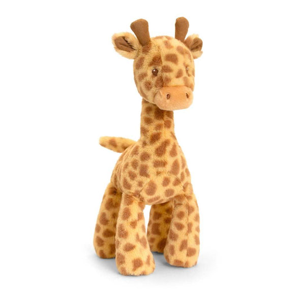 Huggy Giraffe Soft Cuddly Toy 28m Recycled Plastic