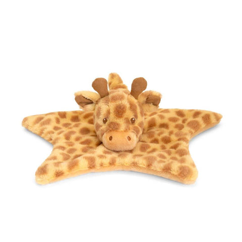 Eco-Friendly Baby Comforter Blanket Giraffe - Recycled Plastic