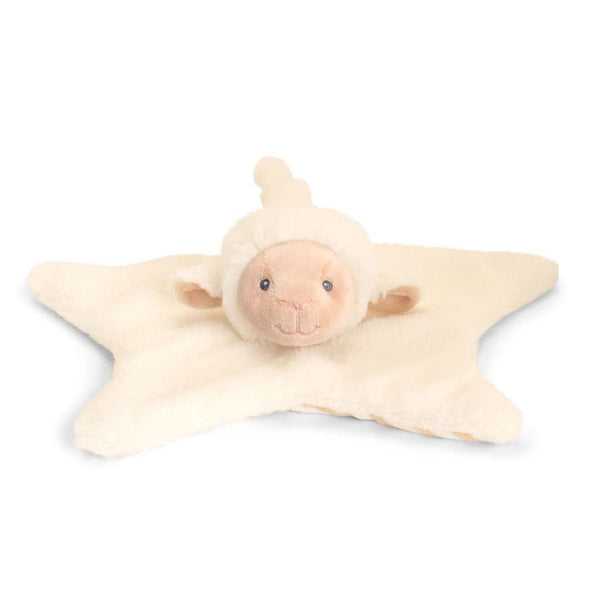 Eco-Friendly Baby Comforter Blanket Lamb - Recycled Plastic