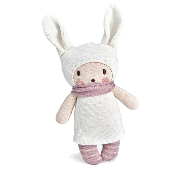 Baby Baba Knitted Doll Soft Toy in Gift Box