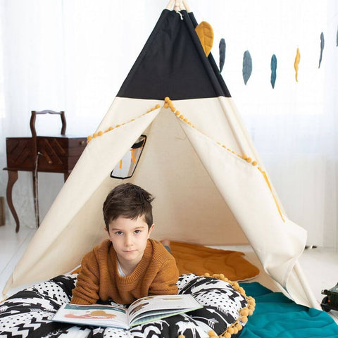 Double Star Pillow Teepee Sets Oeko-Tex®100 Certified (2 design options)
