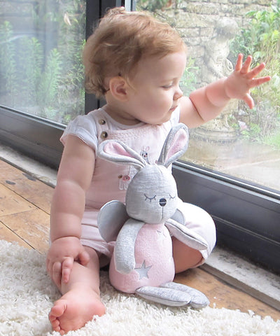 Fae Fairy Baby Soft Hug Toy by Little Bird Told Me