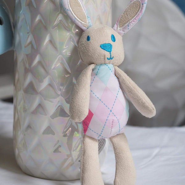 Floop Rabbit Baby Soft Toy and Rattle