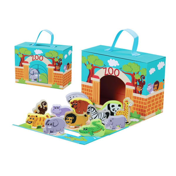 Foldaway Animal Zoo