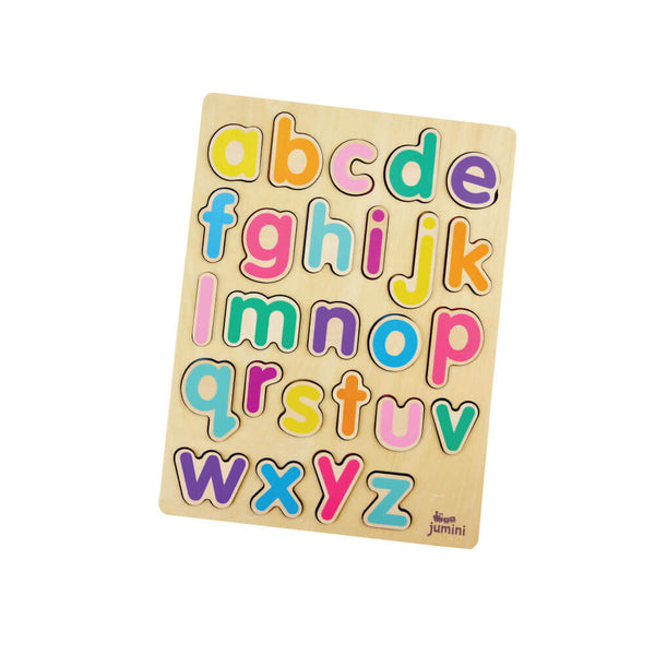 Alphabet Puzzle - Wooden Toys For Toddlers