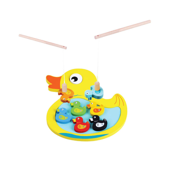 Duck Fishing Game