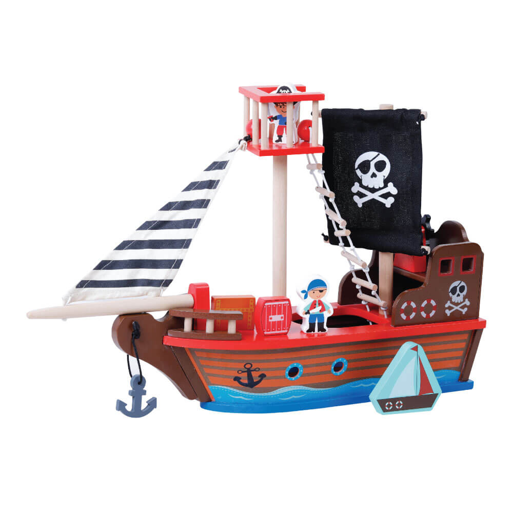 Pirate Ship Jumini