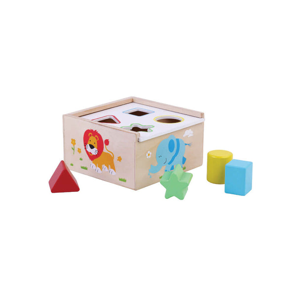Shape Sorter Box Jumini