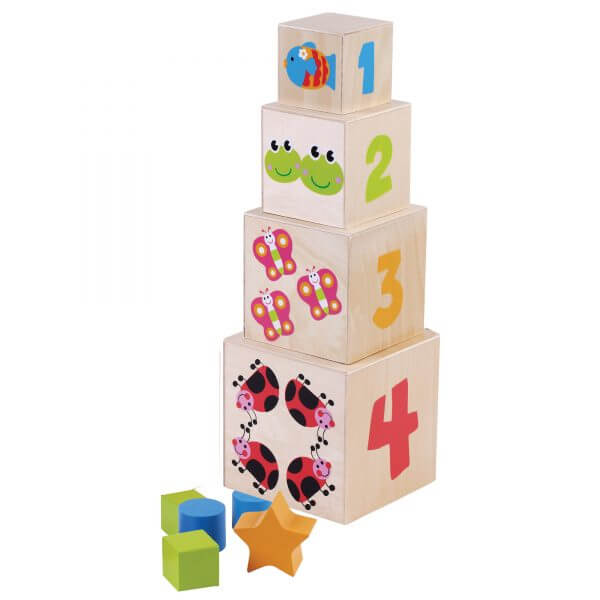 Stacking Cubes Jumini