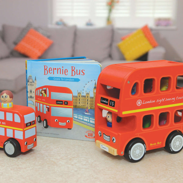 Mini Bernie Bus
