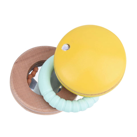 Macaroon Baby Rattle Toy for babies of 6 months old